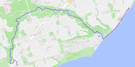 Highland Creek Arch Hike: from Guildwood to Port Union tickets