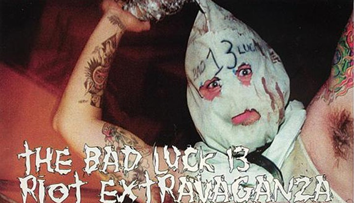 FANG ~ Bad Luck `13 ~ YDI ~ Nothing But Enemies image