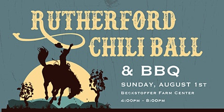 Rutherford Dust Society Chili Ball tickets