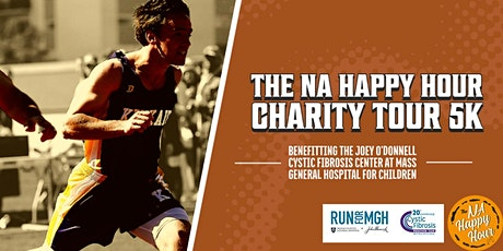 The NA Happy Hour Charity Tour Virtual 5 K tickets