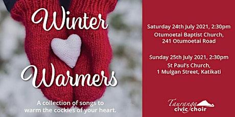 Winter Warmers: Tauranga and Katikati tickets