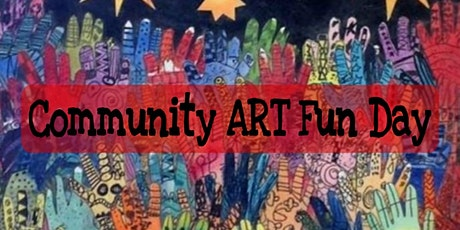 COMMUNITY- finding our way back through art. tickets