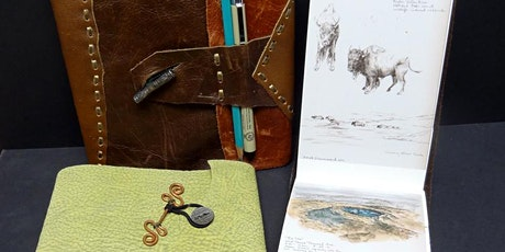 Make your own sketch journal with Sue Cotter tickets