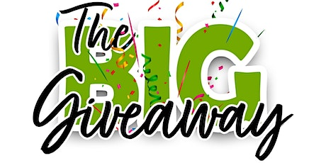 The Big Giveaway:  August Edition tickets