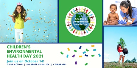 Children's Environmental Health Day: Partner Info Sessions tickets