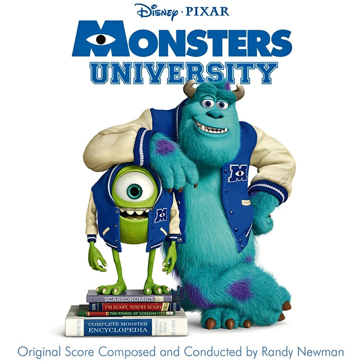 Summer Movie Nights at Quest University: Monsters University (2013) image