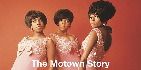 The Motown Story - a live Zoom event tickets