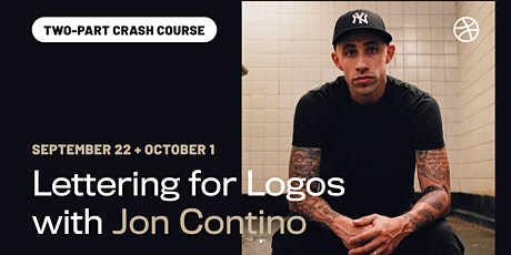 Crash Course - Lettering for Logos with Jon Contino ingressos