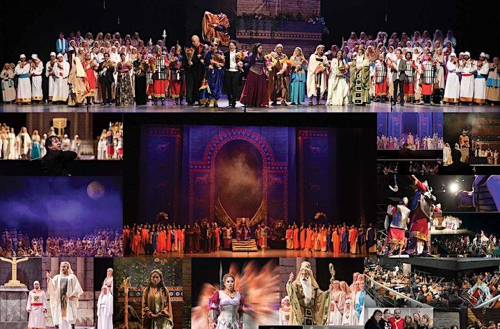 Imagen de Nabucco Ópera Toluca