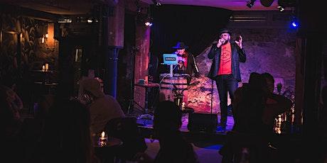 Locals Lounge presents: Aaron Ross & Xhalida tickets