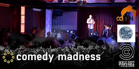 Comedy Madness Show tickets