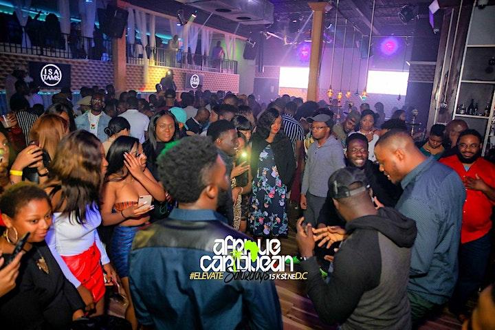DC Afro Caribbean Saturdays image