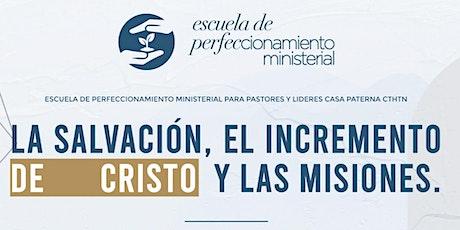 Escuela de Perfeccionamiento Ministerial 2021 - EXT boletos