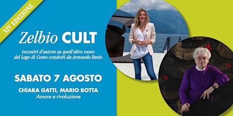 Zelbio Cult: CHIARA GATTI, MARIO BOTTA biglietti
