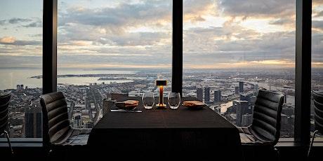 Melbourne Whisky Week: Eureka 89 - Degustation Pairing  Experience tickets