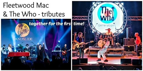 Fleetwood Mac & The WHO Tribute Bands at Aztec Shawnee Theater tickets