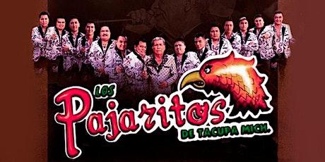 Pajaritos de Tacupa en Rio Bravo Arlington tickets