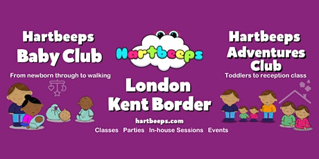 Twins & Multiples - Hartbeeps Summer Special (Baby Beeps) tickets