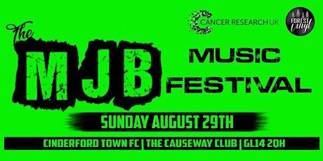 MJB Music Festival tickets