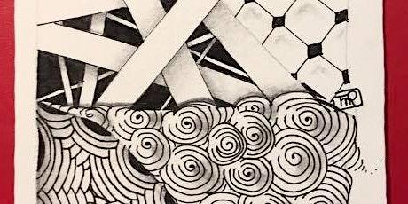 Zentangle Meditative Art - Introduction Class tickets