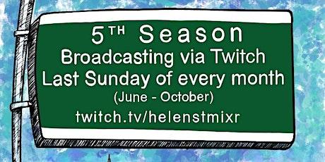 Helen St. MixR July Broadcast! tickets