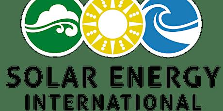 SEI Summer Trainings on Solar & Storage for Puerto Rico tickets