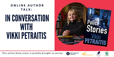 Author Talk: Vikki Petraitis in conversation with Claire Halliday tickets