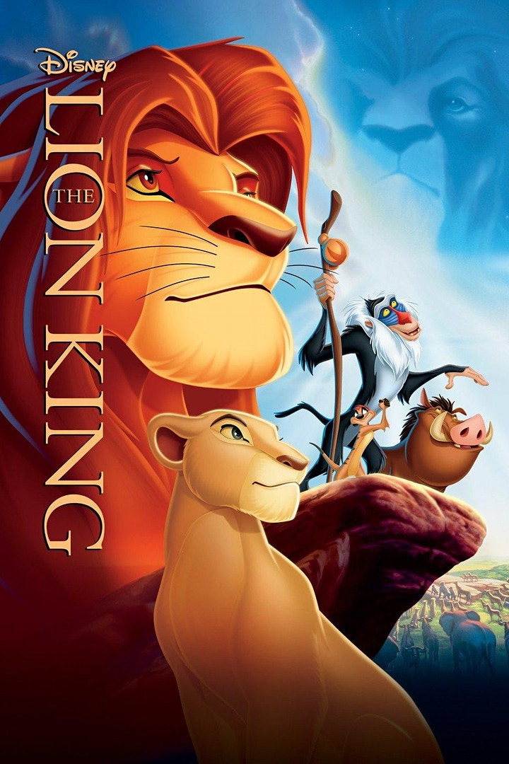 FortisBC Presents Summer Movies: The Lion King (July 30) image