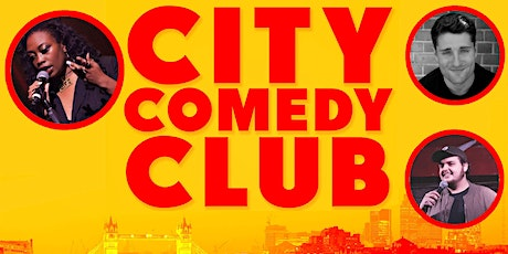 CITY COMEDY CLUB: 06 AUGUST tickets