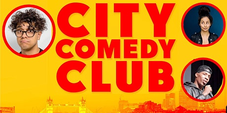 CITY COMEDY CLUB: 07 AUGUST tickets