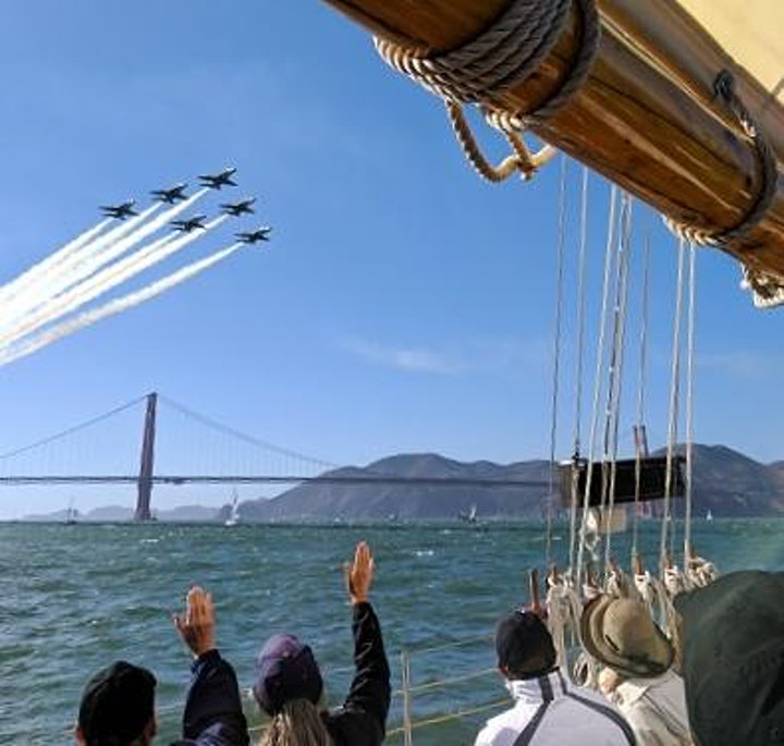 Blue Angels Spectator Sail - Fleet Week 2021 image