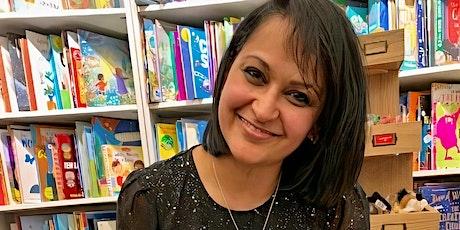 Serena Patel: Meet the Author – ONLINE tickets