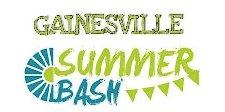 Gainesville Summer Bash tickets