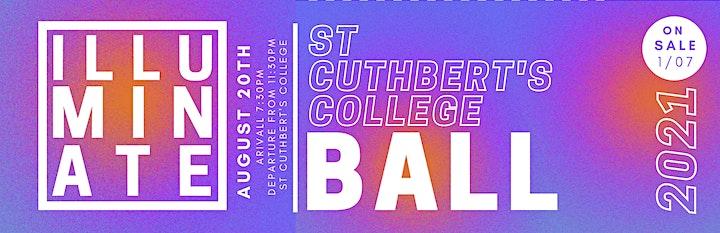 St Cuthbert's College School Ball 2021 image