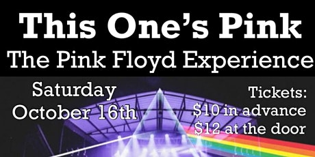 This One's Pink • A Tribute to Pink Floyd at Afterlife Music Hall tickets
