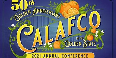 2021 CALAFCO Annual Conference in Newport Beach- Credit Card Registration tickets