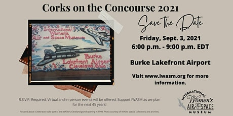Corks on the Concourse 2021 tickets