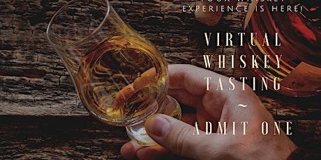 Bourbon tasting online at your home! biglietti