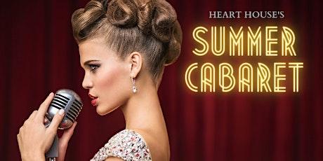 Summer Cabaret Series, July 30 tickets