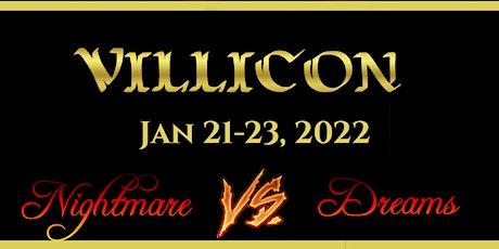 Villicon Presents: Dreams vs Nightmares tickets