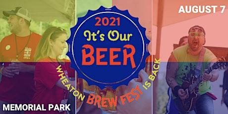 Wheaton Brew Fest 2021 tickets