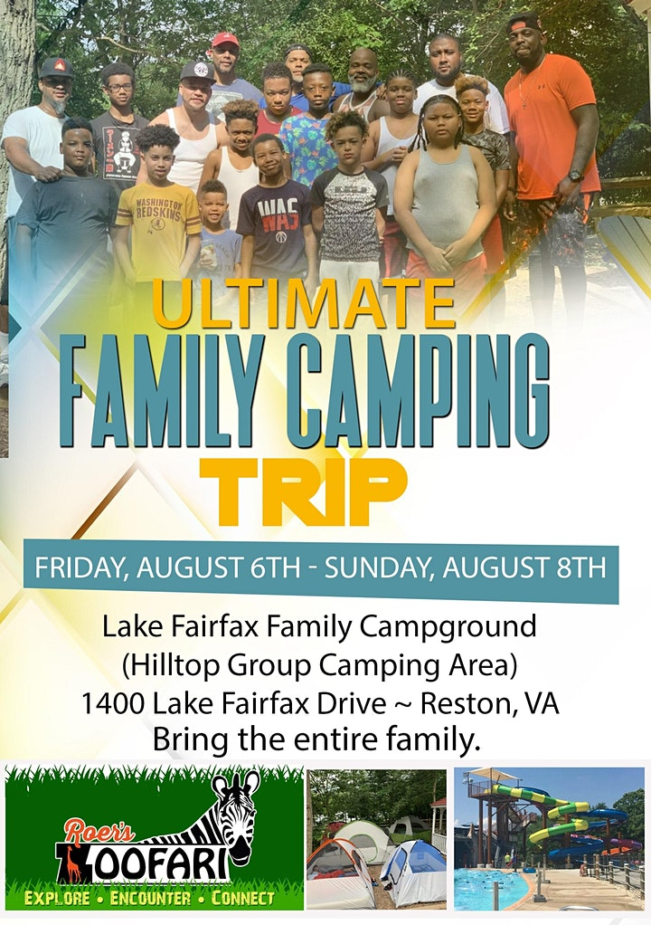 Ultimate Family Camping Trip (2 Nights) image