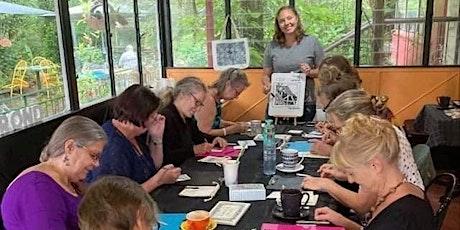 Zentangle Meditative Art - Ongoing Classes tickets