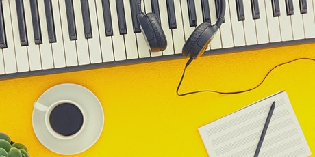 Songwriting for Singers - Online tickets