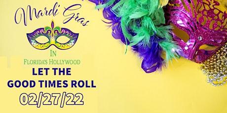 Hollywood Mardi Gras tickets
