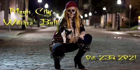 Magic City 17th Annual Witches' Ball tickets
