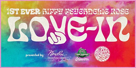First-Ever Hippy Psychedelic Rose Love-In tickets