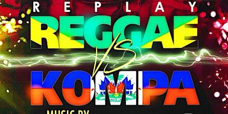 REGGAE vs. KOMPA (REGGAE SUNDAY) tickets