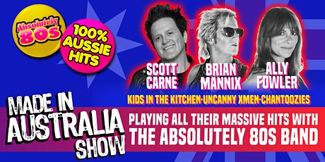 Absolutely 80s Band @ The East tickets