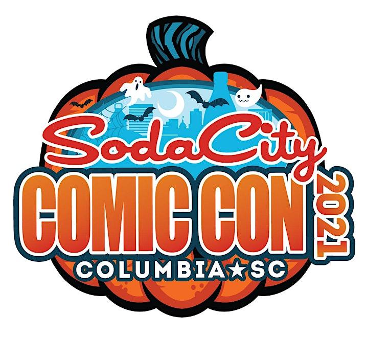 Soda City Comic Convention 2021 image